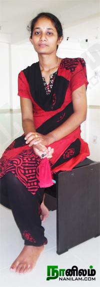 Artist sarmala santhirathasan interview