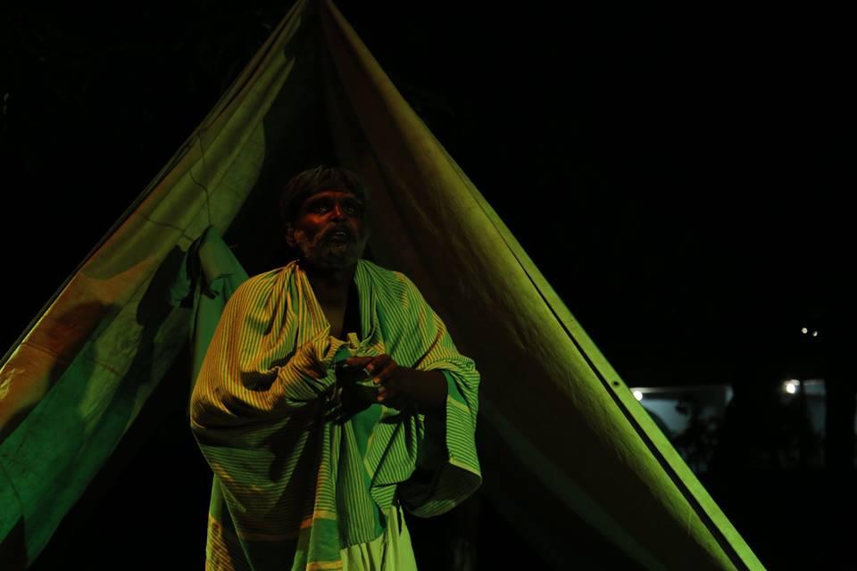 இரு காலைகளும் ஒரு பின்னிரவும் - நாடக ஆற்றுகை (4)