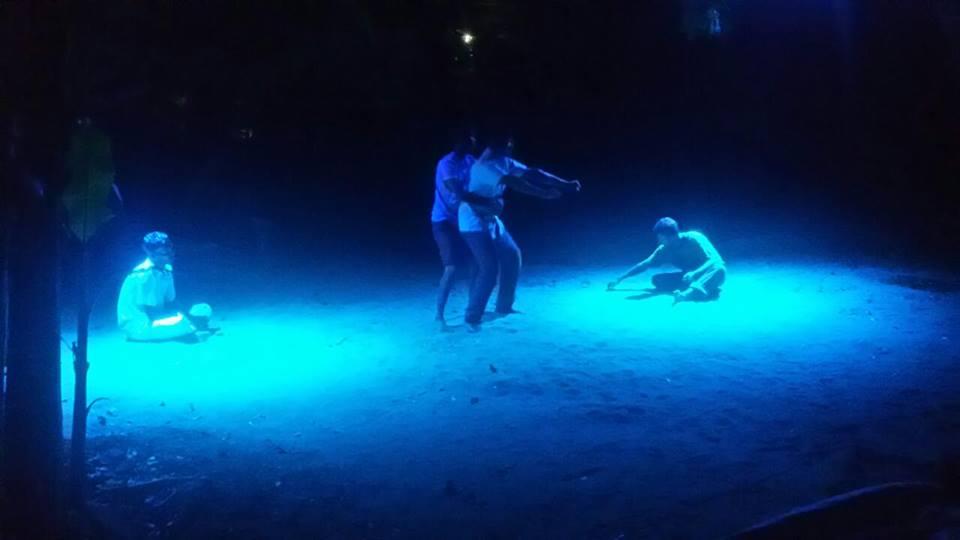 சகஜம் கூட்டூமம் (pantomime) நாடக ஆற்றுகை (1)