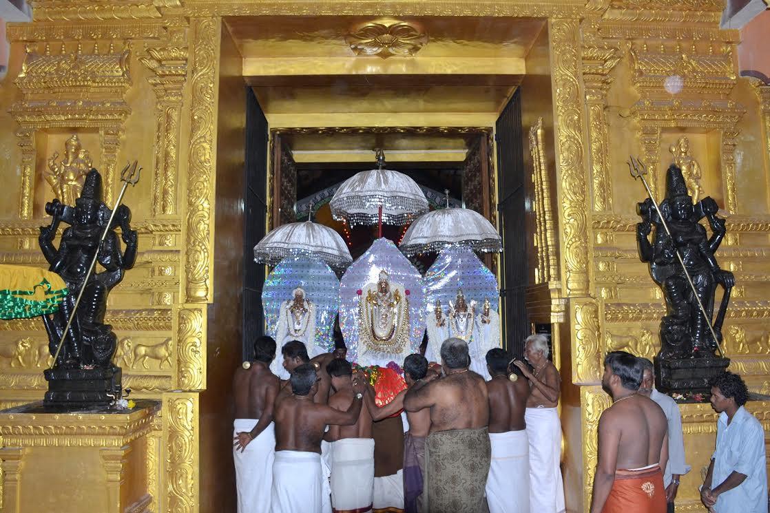 யாழ்.வண்ணை ஸ்ரீ வீரமாகாளி அம்மன் கோவில் கொடியிறக்கம் (6)