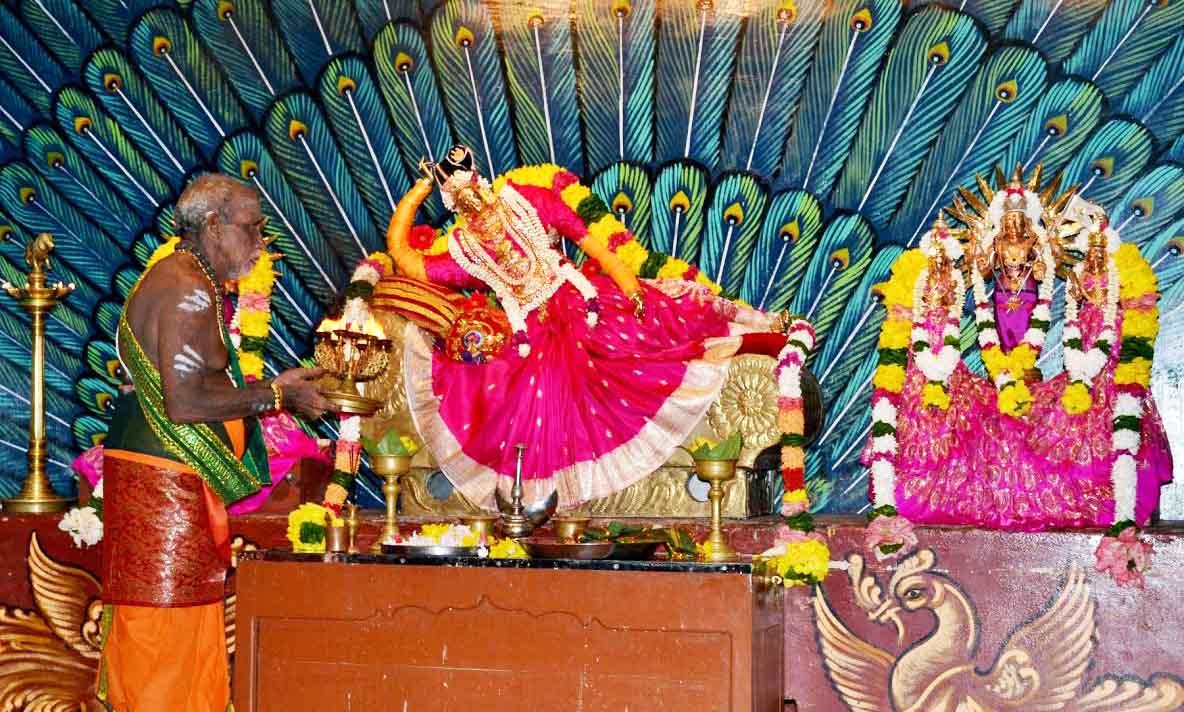 வண்ணை ஸ்ரீவீரமாகாளி அம்மன் கோவில் 10ம் நாள் திருவிழா (1)