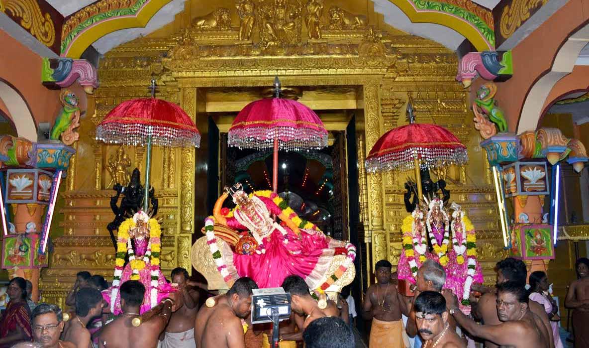வண்ணை ஸ்ரீவீரமாகாளி அம்மன் கோவில் 10ம் நாள் திருவிழா (6)