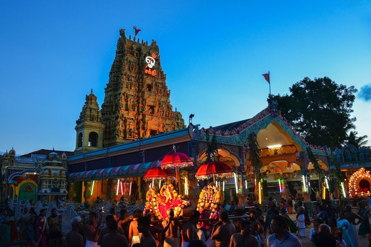 வண்ணை ஸ்ரீவீரமாகாளி அம்மன் கோவில் 10ம் நாள் திருவிழா (7)