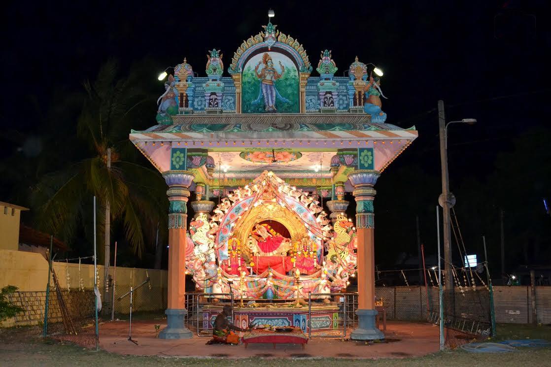 வண்ணை ஸ்ரீவீரமாகாளி அம்மன் கோவில் 10ம் நாள் திருவிழா (8)