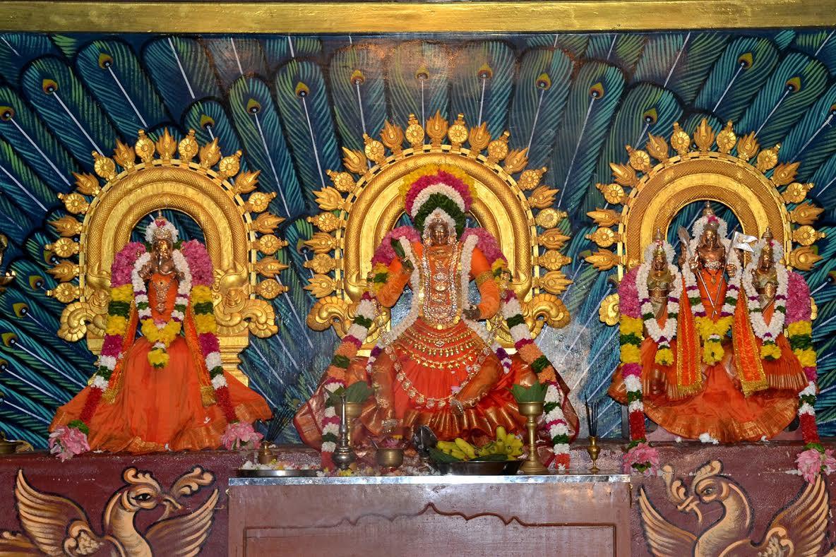 வண்ணை ஸ்ரீ வீரமாகாளி அம்மன் கோவில் சப்பறத் திருவிழா (1)