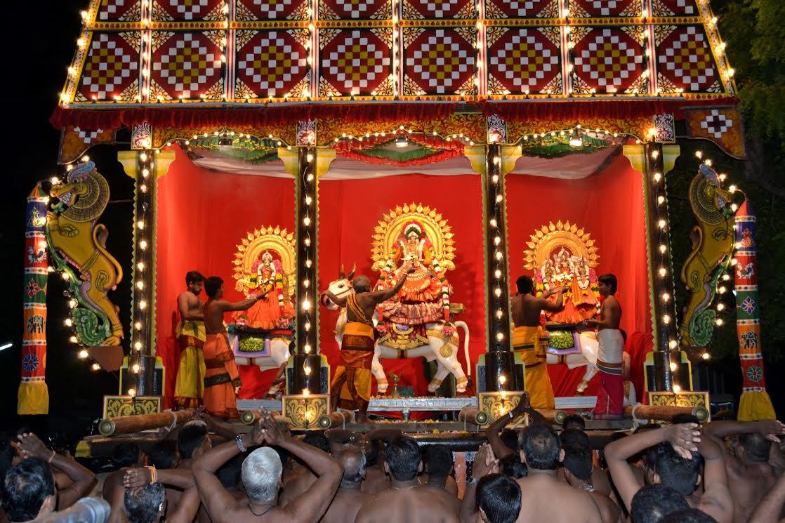 வண்ணை ஸ்ரீ வீரமாகாளி அம்மன் கோவில் சப்பறத் திருவிழா (3)