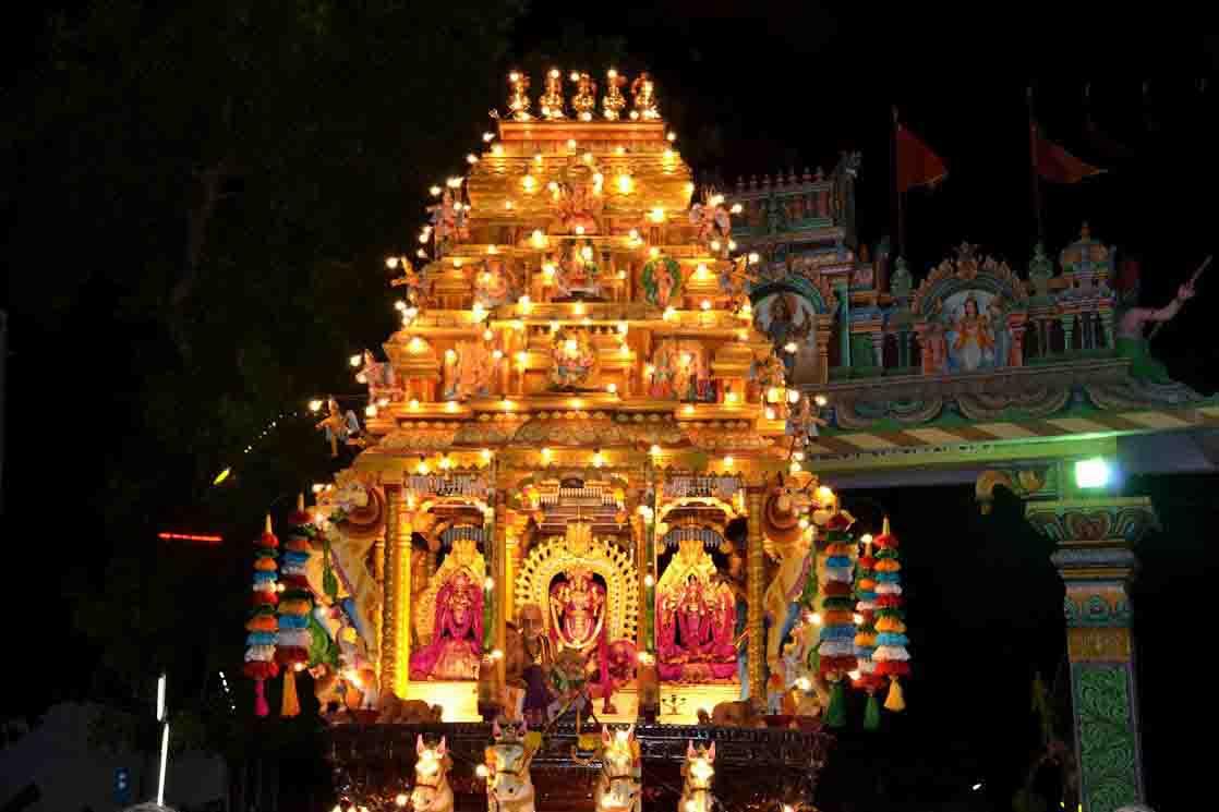வண்ணை ஸ்ரீ வீரமாகாளி அம்மன் கோவில் மஞ்சத் திருவிழா (1)