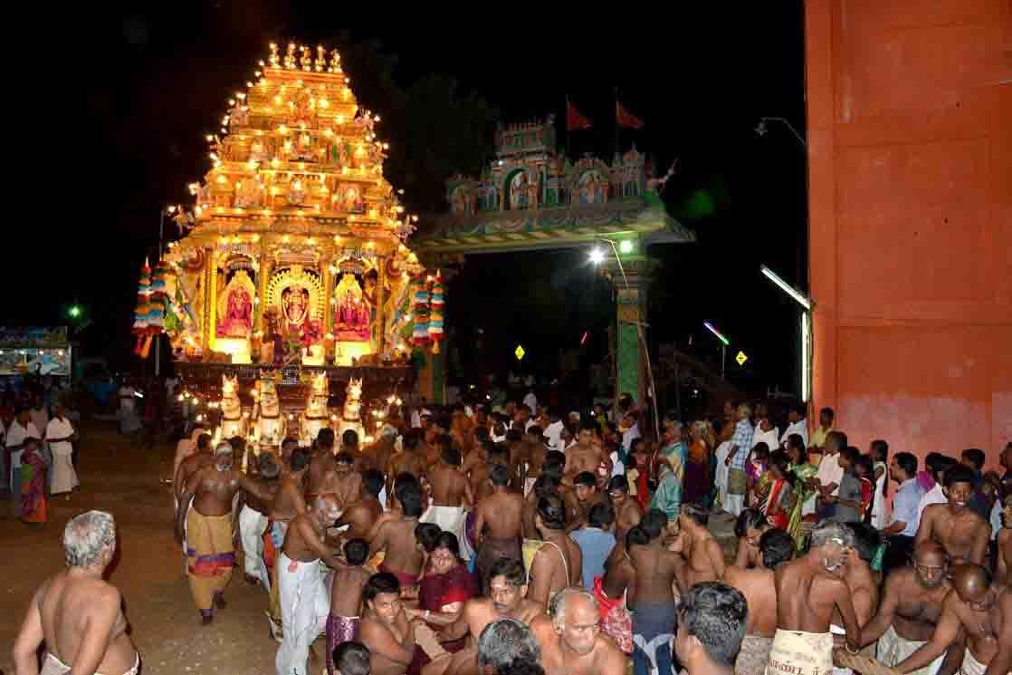 வண்ணை ஸ்ரீ வீரமாகாளி அம்மன் கோவில் மஞ்சத் திருவிழா (6)