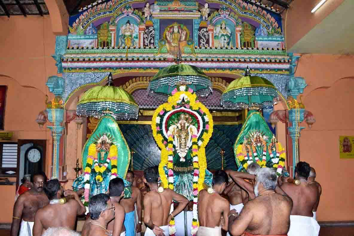 வண்ணை ஸ்ரீ வீரமாகாளி அம்மன் கோவில் 19ம் நாள் திருவிழா (2)