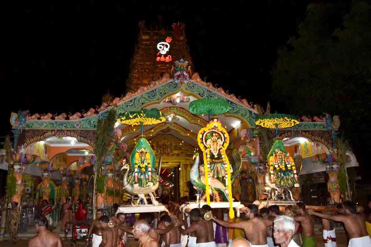 வண்ணை ஸ்ரீ வீரமாகாளி அம்மன் கோவில் 19ம் நாள் திருவிழா (5)