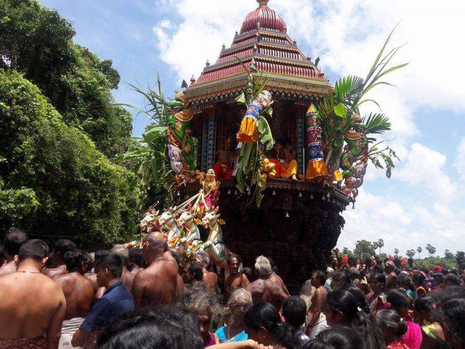 வரணி, சுட்டிபுரம் கண்ணகை அம்மன் ஆலயத் தேர்த்திருவிழா (1)