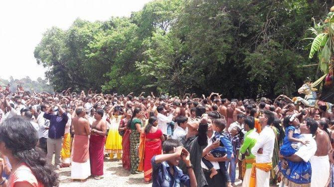 வரணி, சுட்டிபுரம் கண்ணகை அம்மன் ஆலயத் தேர்த்திருவிழா (2)
