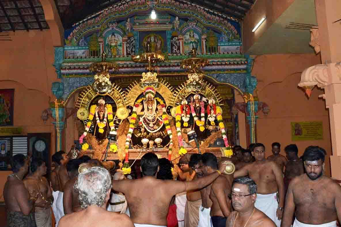 ஸ்ரீ வீரமாகாளி அம்மன் கோவில் புஷ்பரத திருவிழா (1)