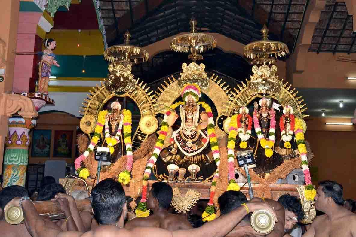 ஸ்ரீ வீரமாகாளி அம்மன் கோவில் புஷ்பரத திருவிழா (6)