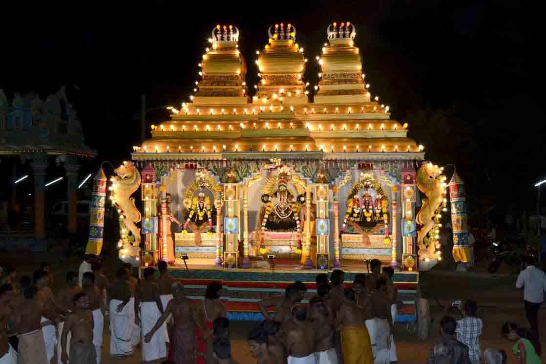 ஸ்ரீ வீரமாகாளி அம்மன் கோவில் புஷ்பரத திருவிழா (7)