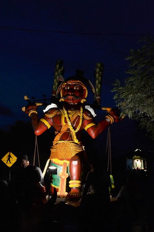 நல்லூர் ஸ்ரீ பால கதிர்காம ஆடிவேல் வீதியுலா நிறைவு (2)