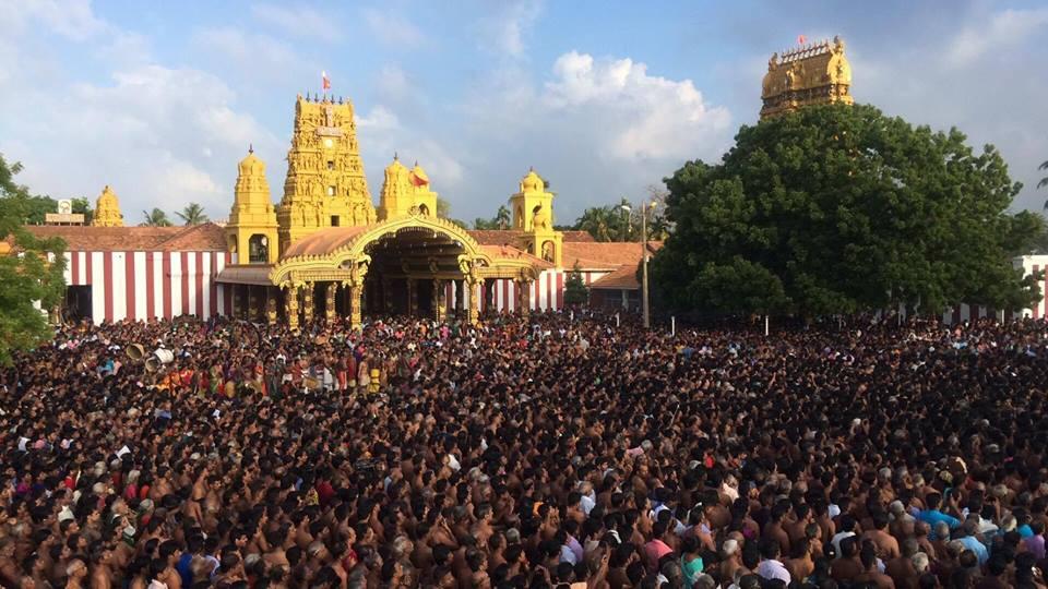 நல்லூர்க் கந்தசுவாமி ஆலய தேர்த்திருவிழா (1)